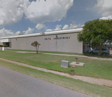 The Fritz Industries chemical facility in Mesquite, TX. Image courtesy of Google Maps