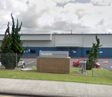 The Douglas Manufacturing pharmaceutical plant in Auckland, New Zealand. Image courtesy of Google Maps