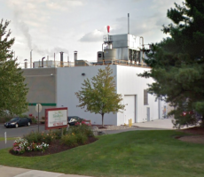 The Freshpet pet food manufacturing plant in Hanover Township, PA. Image courtesy of Google Maps