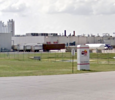The Frito-Lay plant in Jonesboro, AR. Image courtesy of Google Maps