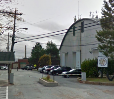 An entrance to the CKF Inc. facility in Hantsport, NS. Image courtesy of Google Maps