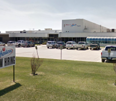 The Hostess Brands production plant in Emporia, KS. Image courtesy of Google Maps