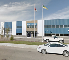 The Crestline Coach facility in Saskatoon, SK. Image courtesy of Google Maps