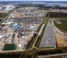 The Ineos petrochemical complex in La Porte, TX. Image courtesy of Ineos