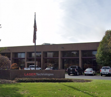 The Laser Technologies Inc. plant in Naperville, IL. Image courtesy of Google Maps