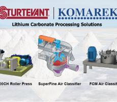 Sturtevant and Komarek are partnering