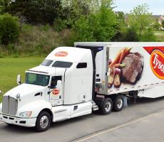 More than 500 workers have become infected with COVID-19 at a Tyson plant in North Carolina. Image courtesy of Tyson Foods