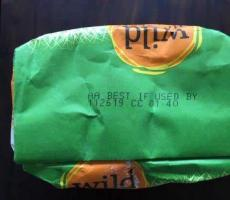 Some Wild Harvest organic all purpose flour is being recalled. Image courtesy of UNFI