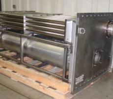 Harbridge Systems custom gas indirect heater