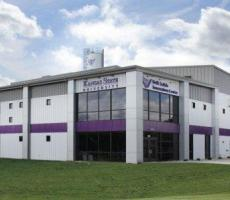 The Kansas State University Bulk Solids Innovation Center in Salina, KS