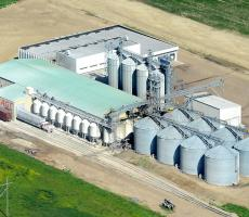 The AGT Foods food processing facility in Minot, ND. Image courtesy of the Minot Area Development Corporation