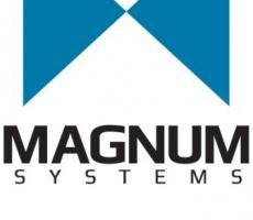 Magnum Systems new corporate logo