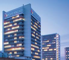 Novartis headquarters in Basel, Switzerland. Image courtesy of Novartis