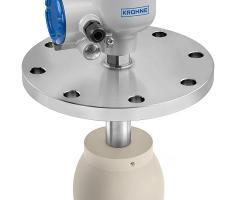 Krohne Inc. Optiwave 6400 non-contact radar instrument