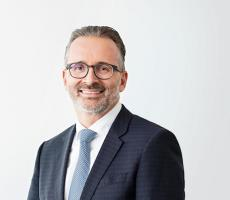 Carsten Knobel, pictured here, will become CEO of Henkel in January. Image courtesy of Henkel