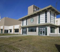 The Starbucks plant in Augusta, GA. Image courtesy of Starbucks