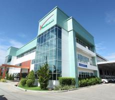 A V.Powdertech building. Image courtesy of AkzoNobel