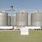 The Busch Agricultural Resources grain elevator in West Fargo, ND. Image courtesy of Google Maps
