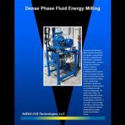 Aveka Dense Phase Fluid Energy Milling
