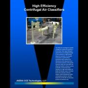 Aveka High Efficiency Centrifugal Air Classifier