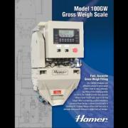 Hamer Model 100GW Gross Weigh Thumbnail