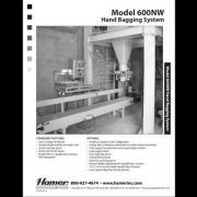 Hamer Model 600NW Hand Bagging System