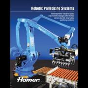 Hamer Robotic Palletizing Systems