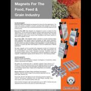 Industrial Magnetics Inc. Magnets for the Food, Feed, and Grain Industry
